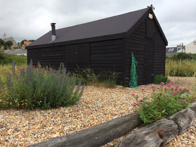 Look - another black shed!