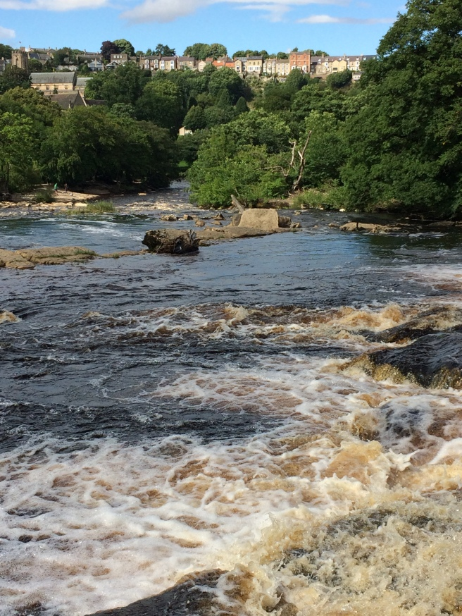 River Swale and Richmond