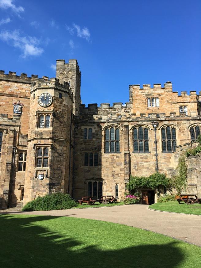 Durham Castle.